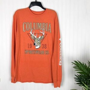 Columbia Long Sleeve Shirt